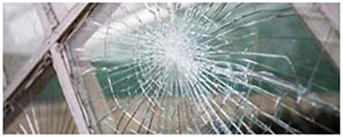 Carlisle Smashed Glass